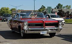 1964 Pontiac Parisienne Convertible (SPV Automotive) Tags: 1964 pontiac parisienne convertible classic car red