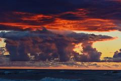_DSC6801 (Marcin Wytrzyszczewski) Tags: poland baltic sea sunset landscape scenic water sereme clouds