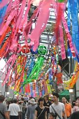 nagoya15751 (tanayan) Tags: urban town cityscape aichi nagoya japan nikon j1 shopping street road alley tanabata endoji