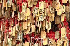 Pray (ReFinism) Tags: 2016 taiwan canon 650d eos650d talisman tradition luckycharm pray