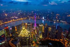 () Tags: shanghai lujiazui landscape night nikon d800 20mm huangpuriver china
