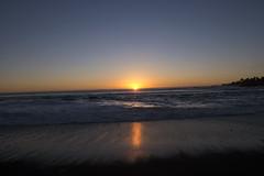 Sunset (Curtis Gregory Perry) Tags: bandon oregon pacific ocean beach tide sunset water reflection sun sundown nikon d800e northwest sand coast