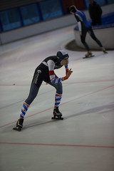 A37W7089 (rieshug 1) Tags: speedskating schaatsen eisschnelllauf skating nkjunioren knsb nkjuniorenallroundafstanden afstanden allround 50010001500massstart demeent alkmaar sportcomplexdemeent juniorenc ladies dames 500m