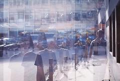 me (triple exposure) (pytorsavnt) Tags: 35mm film analog kodacolor olympusom1 exposure