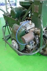 "A BSA ""locomotive (Elsie esq.) Tags: bsa engine fawley museum railway steam"
