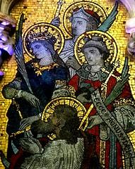 [43984] St Peter, Leeds : High Altar (Budby) Tags: leeds church minster westyorkshire altar reredos victorian
