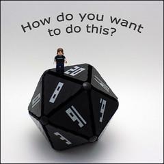 d20 (cmaddison) Tags: lego d20 dice dd dnd dungeonsdragons dungeonsanddragons criticalrole geekandsundry mattmercer toy icosahedron