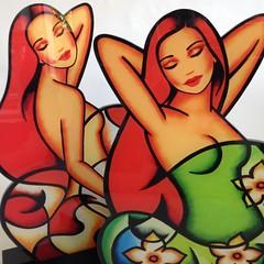 Img_8118 (ekaterina_more_art) Tags: artist art artcollection gallery artgallery artiststudio knsterin skulpturen artobject artobjects malerei redwine wine painting paintings workinprogress