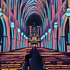 A very impressive depiction of the Duke Chapel by @metromonk (Duke University) Tags: ifttt instagram duke university