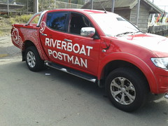 Riverboat Postman