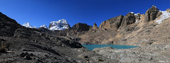 Le lac et le Trapecio (HimalAnda) Tags: pérou peru andes montagne mountain lac lake panorama panoramique paysage landscape canoneos70d eos70d stéphanebon