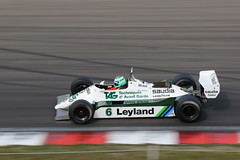 WILLIAMS FW07C (ronaldligtenberg) Tags: historic grand prix 2016 circuit zandvoort autosport motorsport carracing racing auto racetrack speed sport car racecar track drive driver racedriver curves gp f1 formula 1 formule fia masters one park cpz lurani trophy two championship gentlemen drivers nk gttc htgt msa pre66 touring cars ford cosworth dfv v8 f3 1000cc 500cc 3 williams fw07c