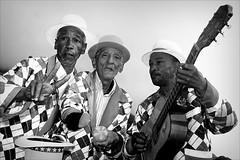 the cape minstrels (bostankorkulugu) Tags: minstrels minstrel streetmusician music street band cape africa capetown houtbay southafrica guitar hat