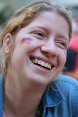 klara - stranger #31 (katrinaelsi) Tags: nuremberg nrnberg germany deutschland 100strangers woman student smile