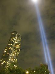 IMG_6658 (gundust) Tags: nyc ny usa september 2016 newyork newyorkcity manhattan architecture wtc worldtradecenter september11th 911 tributeinlight xeon twintowers memorial remembrance night