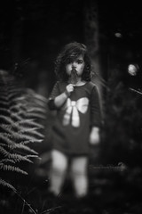 (Shannon Alexander Photography) Tags: fineartphotographer childphotography freelensing freelensed vermont fall autumn nature canon 135mmf2l childportrait blackandwhite bw