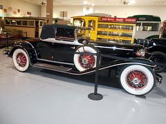 1930 Cord L-29 Roadster (splattergraphics) Tags: 1930 cord l29 roadster museum aacamuseum antiqueautomobileclubofamerica hersheypa