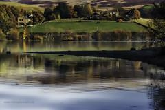 Lake...watercolour (PixellMate) Tags: hollingworthlake lake landscape littleborough reservoir reflections water rochdale smithybridge
