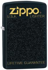 60002734 (fireshop_at) Tags: 218v20nometatif black imageassets lighter lighterbasemodelsforbuildingcatalogimages matte windprooflighter zippo blackmatte