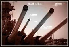 USS Missouri (Salicia) Tags: america hawaii honolulu battleship warship worldwar2 ussmissouri pearlharbour battlecruiser japanesesurrender americanbattlecruiser