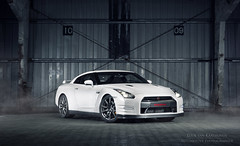 Nissan GT-R (Luuk van Kaathoven) Tags: