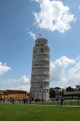 Torre pendente di Pisa (Lovando) Tags: italy tower italia torre von pisa di piazza turm leaning dei itali miracoli pendente schiefer