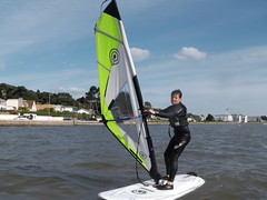 Beginners Windsurfing Lessons - June 2012