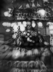 Stain Glass (DavidJanesko) Tags: homemadelens missiondolores condenser
