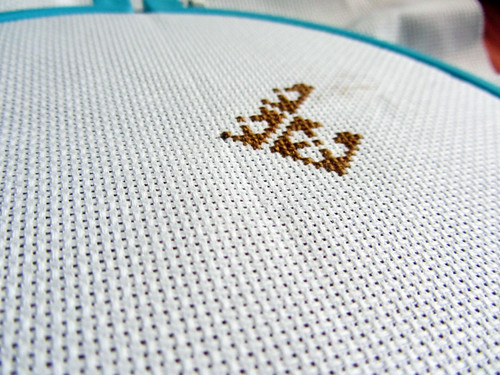 New cross stitch