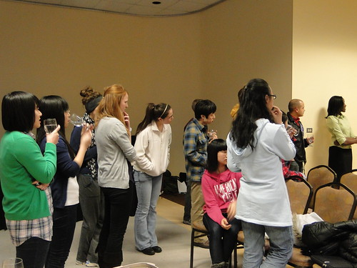 Language Partner Ice Breaking 1-27-2011