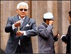 Pete Escovedo at Stern Grove