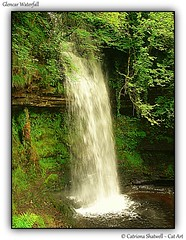 Glencar Waterfall (Cat-Art) Tags: irishart thestolenchild irishphotographer imagesofireland catshatwell catrionashatwell catart doublevisionimagescom situatedafewmilesfrommanorhamiltonisthebeautifulglencar situatedafewmilesfrommanorhamiltonisthebeautifulglencarwaterfallthisenchantingwaterfallwasmadefamousbywbye wwwdoublevisionimageswebscom