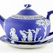 2005. Wedgwood Teapot and Plate