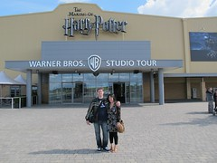 The Making of Harry Potter - Studio Tour (lloydi) Tags: harrypotter wb manda wbtour ianlloyd mandalloyd leavesdenstudios themakingofharrypotter