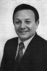 Govenror Paul McDonald Calvo