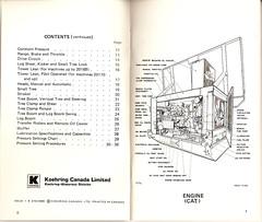 KH-3D Service Data Handbook (The Koehring Guy) Tags: logging harvester feller waterous forwarder shortwood koehring kh3d