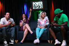 Keyshia Cole @ Power 99 FM Philly (trishylicious) Tags: philadelphia 2012 keyshiacole power99 august2012