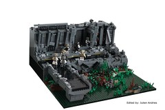Somalia Industrial (✠Andreas) Tags: lego military diorama apoc thepurge legoapoc thepurgeeu industrialapoc