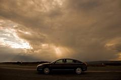 Citroen C6 Exclusive - Yorkshire Moors. (chevronsaver) Tags: yorkshire citroen moors exclusive c6 v6 hdi worldcars