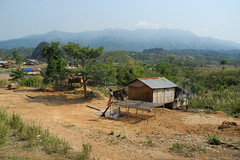 Route 8, Laos (-AX-) Tags: 8 route laos bolikhamsai