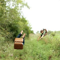 traveler (joshuamalik) Tags: man 50mm nikon bokeh joshua 14 case josh 365 malik brief briefcase travler 5365 d300s joshuamalik