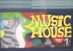 Music house! (defeated) Tags: cat hammertime wi beloit beloitcollege musichouse
