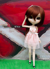 Rhea (mouldysweets) Tags: toy doll panasonic butler groove pullip richt gf1 junplanning dollmeet taeyang