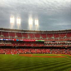 Play Ball! #Cincinnati #Reds #RedsTweetup