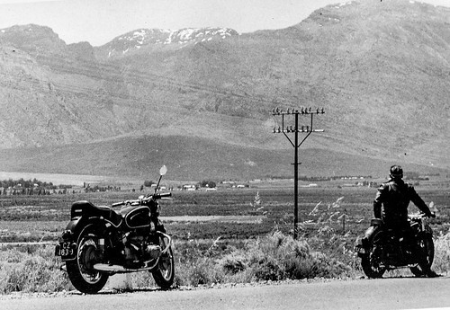 South African photographs from 1954-56