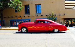 Hot Rod (mikerosebery) Tags: newmexico taos nm