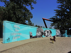 Krayon _Cantinando 2012 (.krayon) Tags: street streetart art boys wall fun is waiting hard wallart guys have pixel future advice 8bit now barile ragazzini simpatiche canaglie cantinando krayon