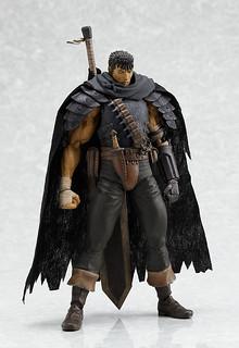 figma - 烙印勇士 凱茲 黒い剣士ver.