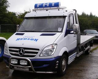 Frank Hudson Transport - Mercedes Benz Sprinter