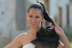 house 04 (Carlo Sicilliani) Tags: hot sexy girl fashion ed outside high bokeh f14 leg 85mm heels ssa samsungnx10 nx11 ext85nb